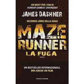 La fuga. Maze Runner Vol. 2