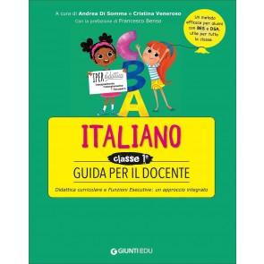 Guida didattica. Italiano classe prima