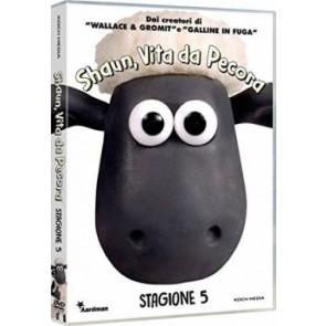Shaun, Vita da Pecora Stagione 5