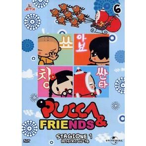 Pucca & friends Stagione 01 Volume 06 Episodi 66-78