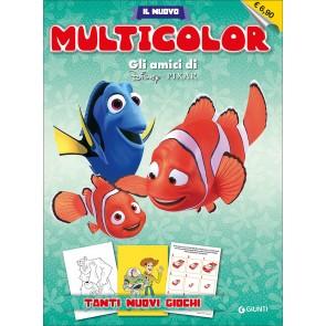 Gli amici di Disney Pixar. Il nuovo multicolor