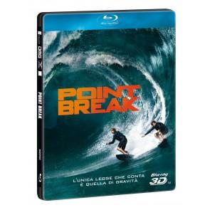 Point Break (3D) (Ltd Steelbook) (Blu-Ray 3D)