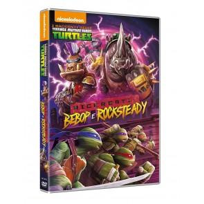 I Racconti delle Teenage Mutant Ninja Turtles - Ricercati: Bebop e Rocksteady