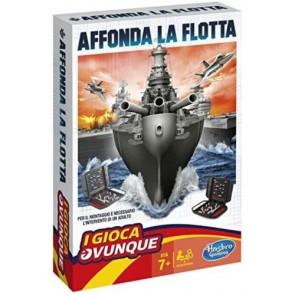 Hasbro Gaming - TRAVEL AFFONDA LA FLOTTA
