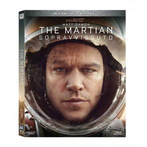 Sopravvissuto. The Martian 3D (Blu-ray + Blu-ray 3D)