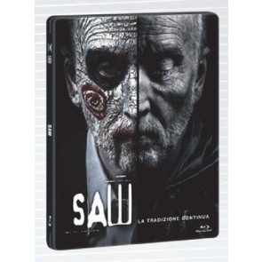 Saw Legacy Steelbook con Card Tarocco