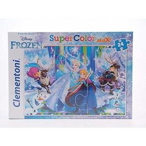 Frozen - Licenze 24496 - Maxi Puzzle, 24 Pezzi