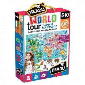 Headu. World Tour