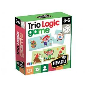 Headu. Trio Logic Game