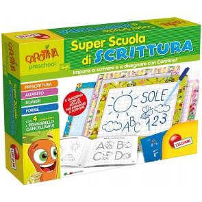 Carotina Preschool.  Super Scuola di Scrittura
