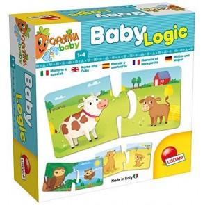Lisciani Giochi 58495 - Carotina Baby Logic