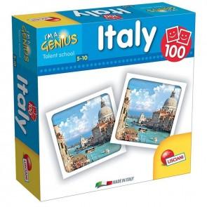 I'm a Genius Memoria 100 Italy