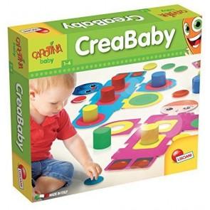 Lisciani Giochi 58525 Gioco Carotina Baby Crea, Forme Geometriche
