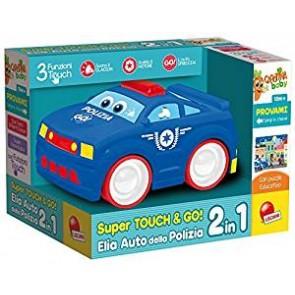 Super Touch And Go Elia Auto Della Polizia 2 In 1