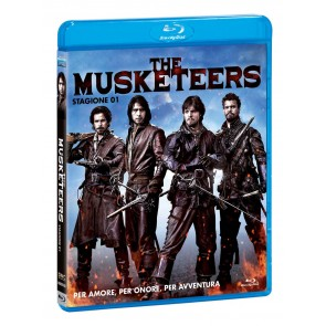The Musketeers - Prima Serie
