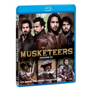 The Musketeers - Seconda Serie