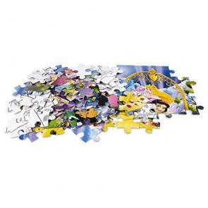 Lisciani Giochi 48274 - Princess Puzzle Doppia Faccia Supermaxi, 108 Pezzi