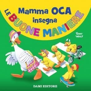 Mamma Oca insegna le buone maniere