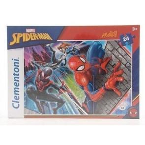 Spiderman - Licenze 24497 - Maxi Puzzle, 24 Pezzi