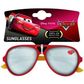 Cars. Occhiali da sole rossi per Bimbini. Disney