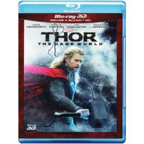 Thor - The Dark World (Blu-Ray 3D +Blu-Ray)