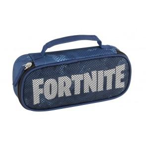 Astuccio Gamer Case Fortnite Blu Camo