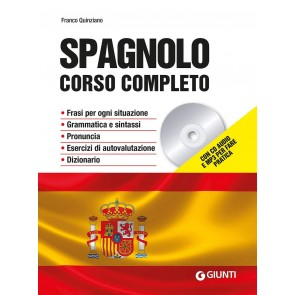 Spagnolo. Corso completo. Con CD-Audio. Con File audio per il download