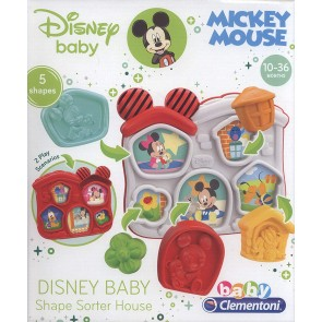 Baby Clementoni. Baby Minnie E Baby Mickey Basic Puzzle