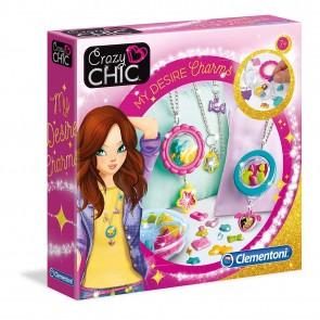 Crazy Chic. Ciondoli Con Miniature