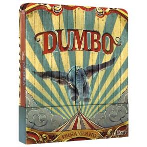 Dumbo. Con Steelbook