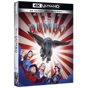 Dumbo (Blu-ray + Blu-ray Ultra HD 4K)