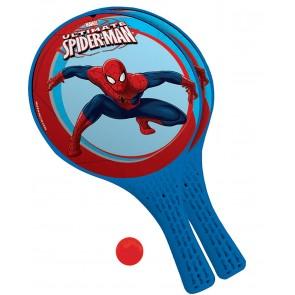 Confezione 2 Racchette Ultimate Spiderman 15005