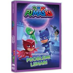 PJ Masks. Problemi lunari (DVD)