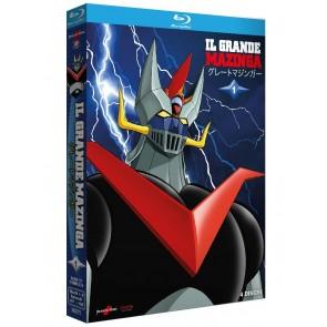Il grande Mazinga vol.1 (4 Blu-ray)