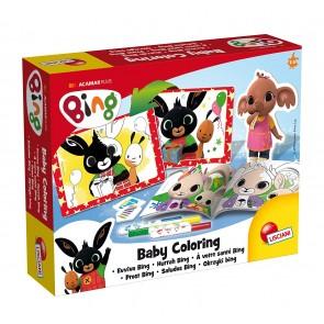 Bing Baby Coloring Evviva Bing!