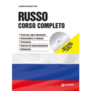 Russo. Corso completo. Con CD-Audio. Con File audio per il download