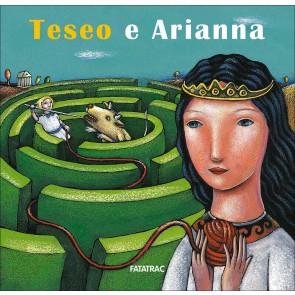 Teseo e Arianna. Ediz. a colori