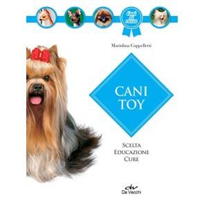 Cani toy. Scelta, educazione, cure