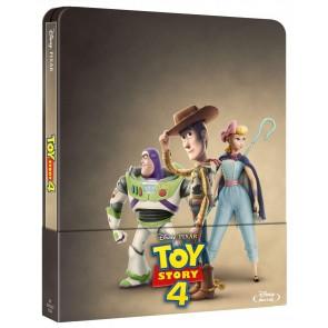 Toy Story 4 . Con Steelbook Blu-ray