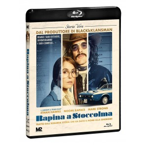Rapina a Stoccolma DVD + Blu-ray