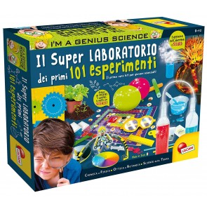 I'm A Genius Science. Il Super Laboratorio Dei Primi 101 Esperimenti