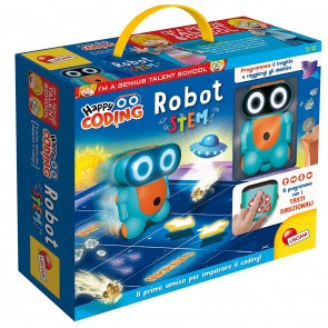 I'm a Genius. Happy Coding Robot
