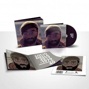 Lucio Dalla (40th Remastered Illustrated Edition) CD