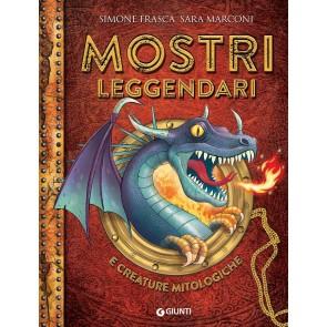 Mostri leggendari e creature mitologiche. I mitici sei