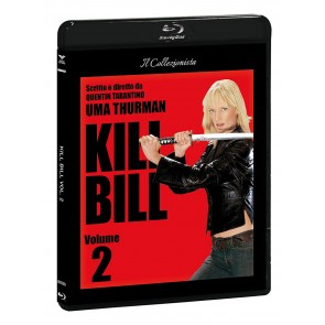Kill Bill vol.2. Con Card Ricetta (DVD + Blu-ray)