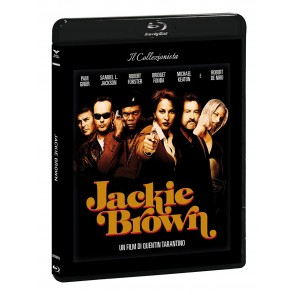Jackie Brown. Con Card Ricetta (DVD + Blu-ray)