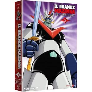 Il grande Mazinga vol.2 (7 DVD)