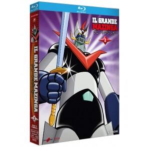 Il grande Mazinga vol.2 (4 Blu-ray)