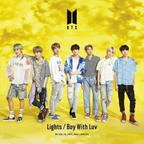 Lights - Boy with Luv (Limited Edition A: CD + DVD)