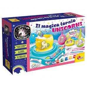 I Giochi Degli Unicorni. Il Magico Tornio Degli Unicorni